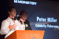Press confercence with CEO of Monster